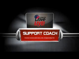 Guest Bill Federer   Coach Dave Live   2.7.20