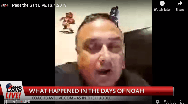 Noah:  The Obedience of Faith