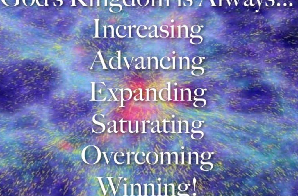 God's Expanding Kingdom