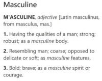 Suicide of Masculinity