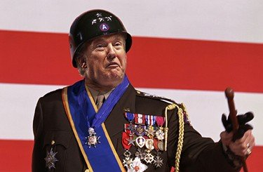President Trump: Please Call Up the Militia