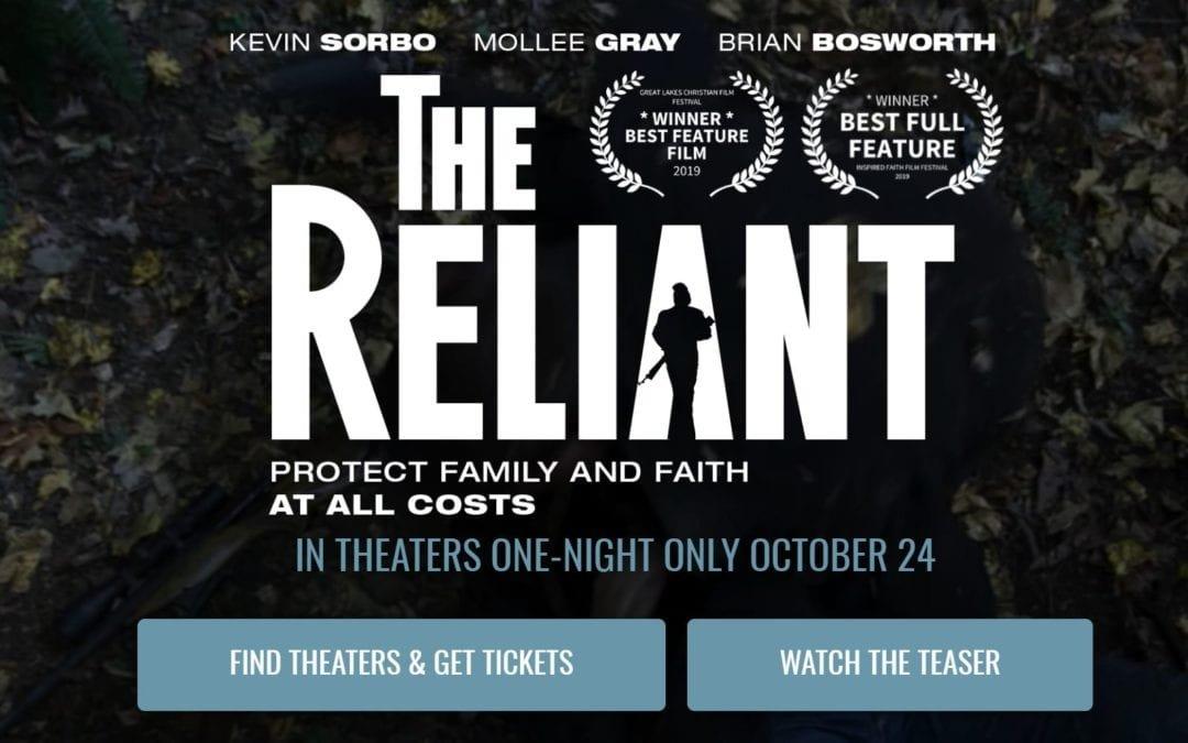The Reliant Movie with Patrick Johnston