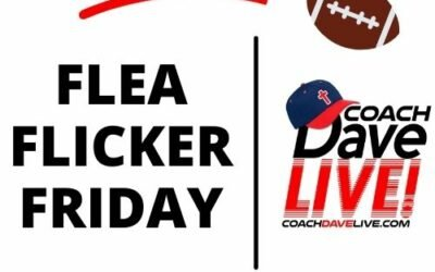 Coach Dave LIVE | 4-16-2021 | FLEA FLICKER FRIDAY: DOC MARQUIS AND MORE COVID LIES