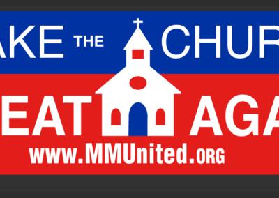 Make the Church Great Again