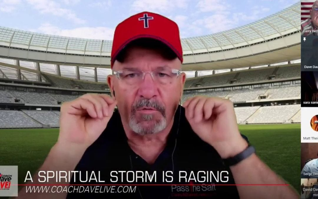 A Spiritual Storm is Raging in America