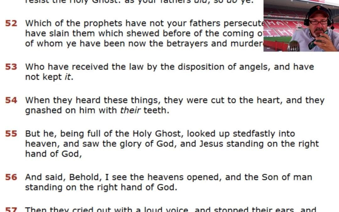 Blind Watchmen, Your Rockstar Pastor is Lying