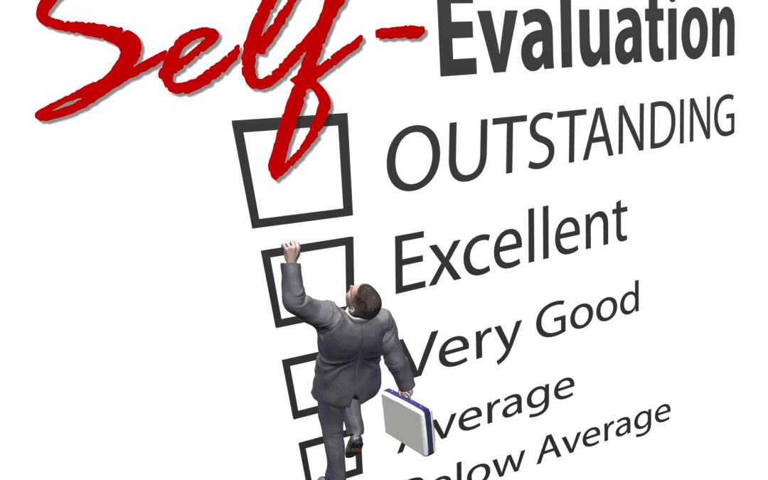 Self Evaluation   Coach Dave Live   1-1-20