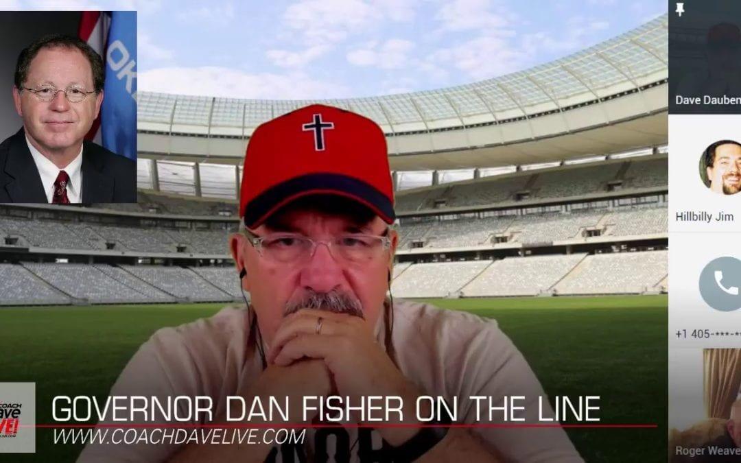 Meet Governor Dan Fisher