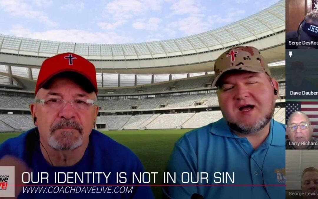 Our Sin is Not Our Identity