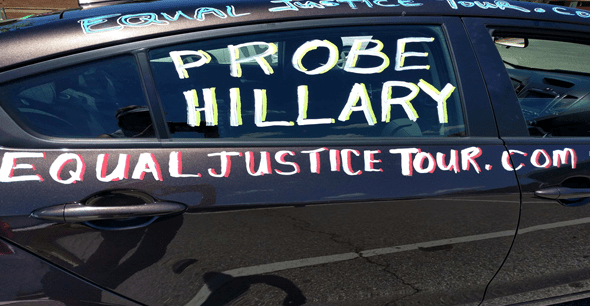 It Is Time to Indict Hillary