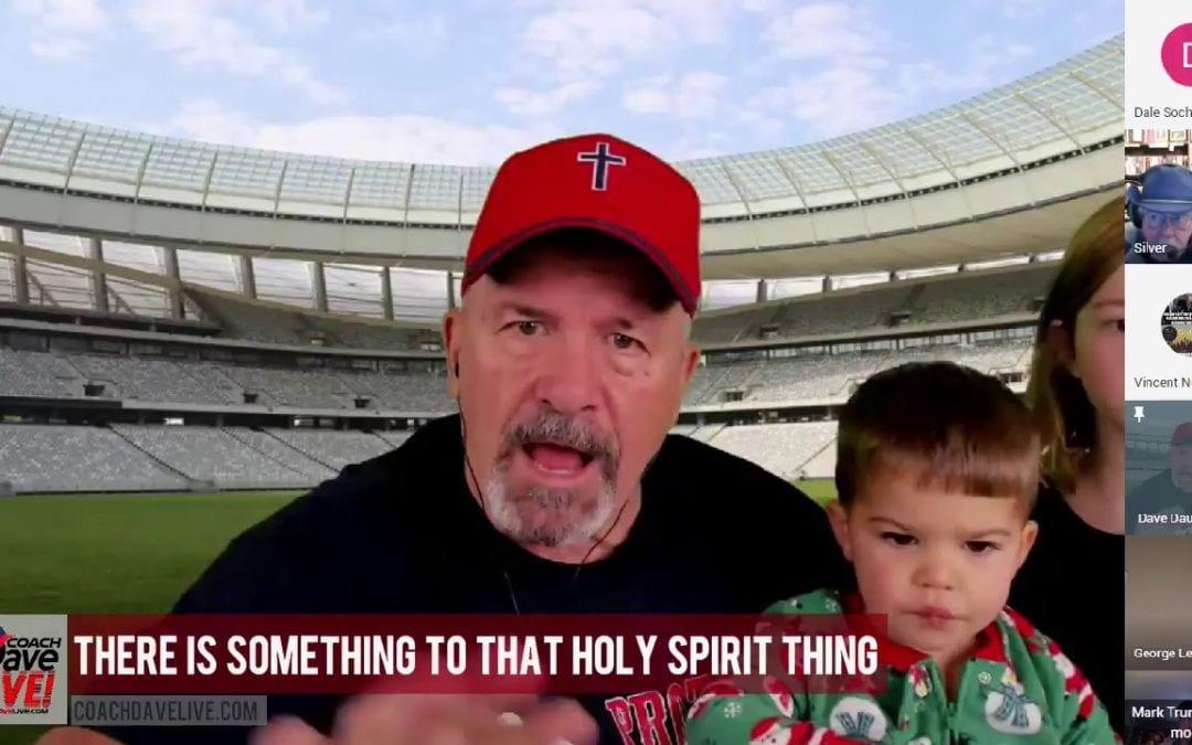 The Holy Spirit Makes Sense